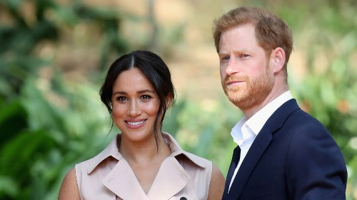 Why 'The Crown' Won't Cover Prince Harry And Meghan Markle's Latest Developments - Entertainment