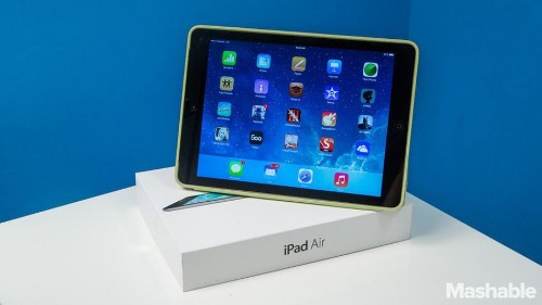 Apple iPad Air Review Roundup: What the Critics Say