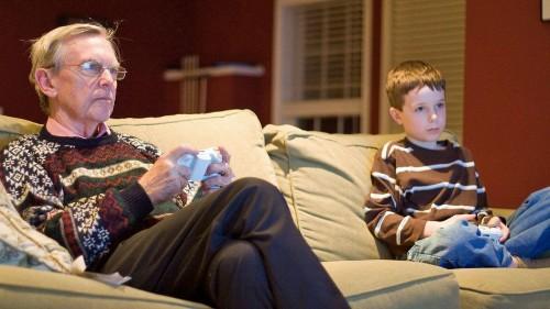 Video Games Sharpen Older Brains