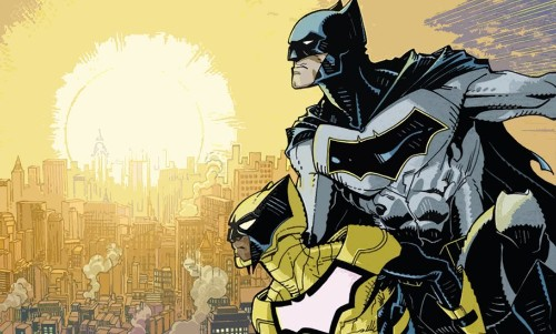 Bruce Wayne Is On His Way To Pass The Cowl To A Black Batman