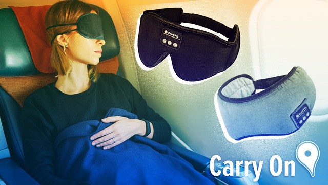 The one thing you need to sleep absolutely anywhere