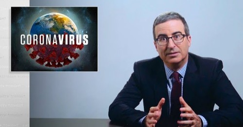John Oliver tears down every move Trump's made in his coronavirus response