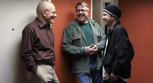 Watch Bryan Cranston Transform Back Into Walter White in 'El Camino' Featurette