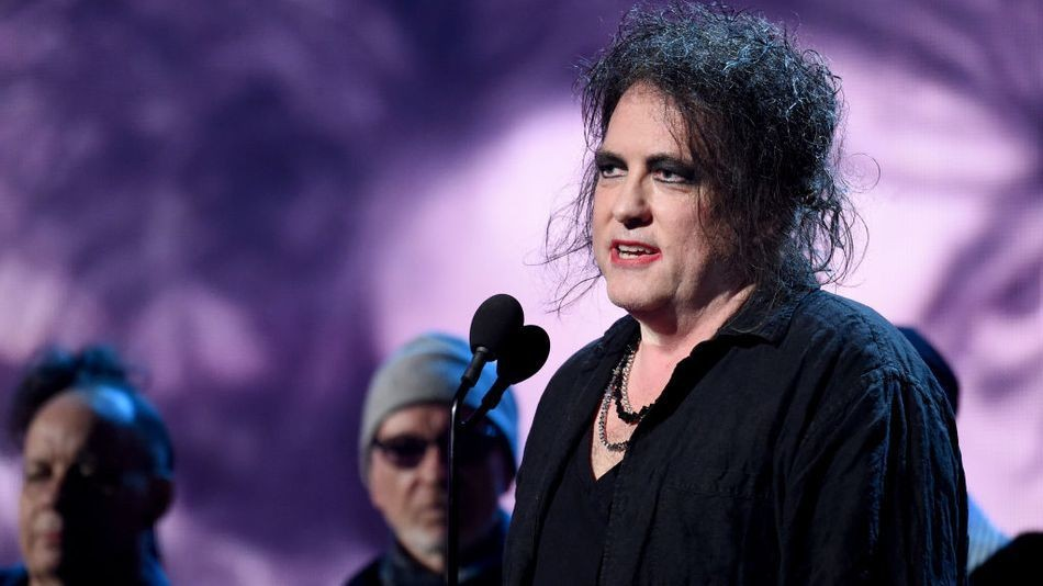 People love The Cure's Robert Smith and his utterly deadpan interview answer