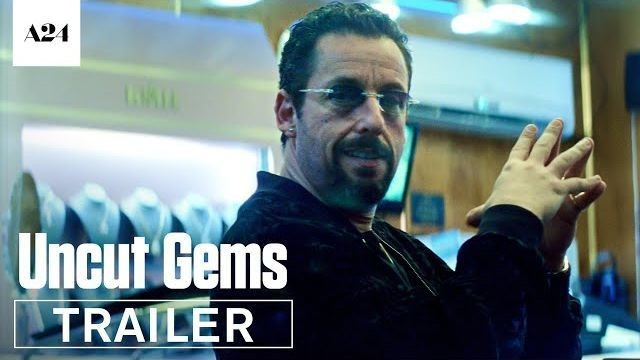 'Uncut Gems' is a departure from Adam Sandler's recent projects