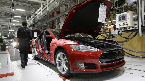 Tesla signs $9 billion agreement to build factory in China, report says