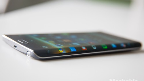 Samsung to launch smartphone with 3-sided screen, report says