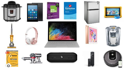 H&R Block and TurboTax, Beats, Dyson vacuums, Instant Pot, Microsoft Surface Pro, and more on sale for Feb. 19