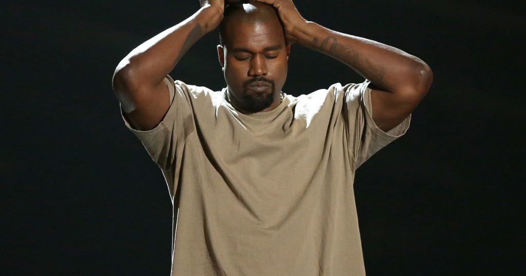 Did Kanye West cancel a show to spam his Instagram account with weird fashion pictures?