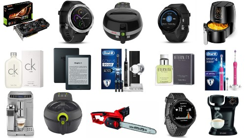 Samsung smartwatches, Tefal air fryers, Bosch coffee machines, Amazon devices, and more on sale for April 24 in the UK