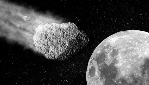 Massive Dust Clouds From An Asteroid Collision Formed Life On Earth 466 Million Years Ago!