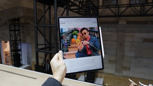 Finally, the iPad is exciting again
