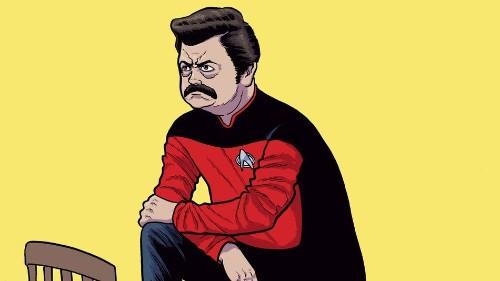 'Parks and Trek' reimagines Pawnee on the starship Enterprise