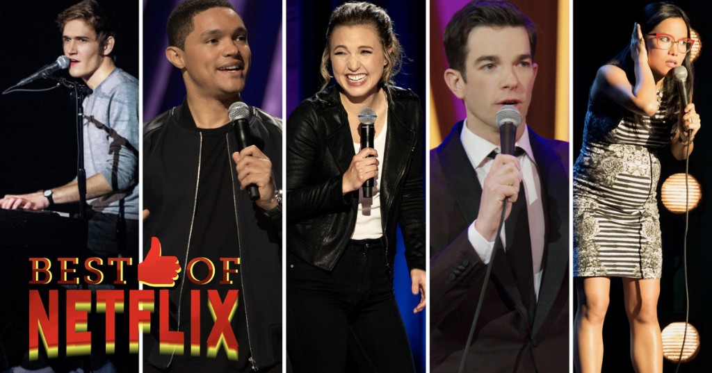 The 24 funniest stand-up specials to watch on Netflix while social distancing