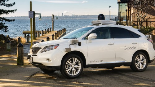 Google to test self-driving cars in Kirkland, Washington this month