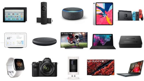 Fire HD 10 tablet, Fire TV Stick 4K, Fitbit Versa Lite, Surface Pro, and more deals for Aug. 18