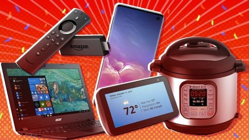 Prime Day continues with new deals: Save on MacBook, Dyson, Instant Pot, PlayStation, Roomba, Bose