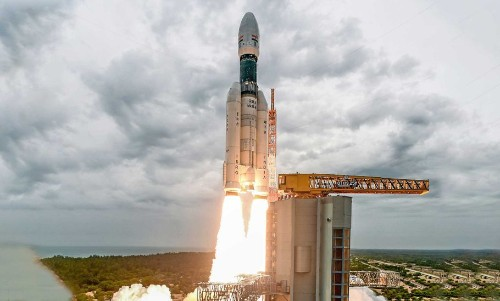 Big Day For ISRO, Chandrayaan-2 Successfully Enters The Moon's Orbit