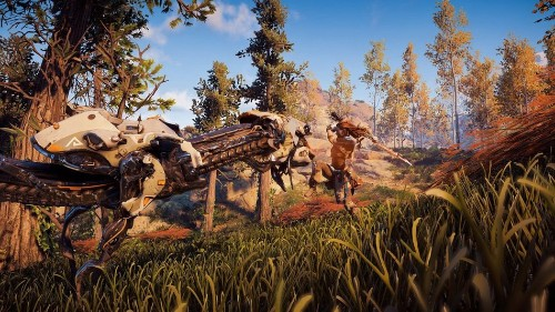 Weapons and ammo in 'Horizon: Zero Dawn' are confusing, so here's a guide