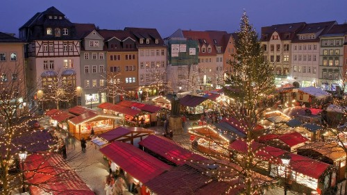 10 Christmas markets to get you into the holiday spirit