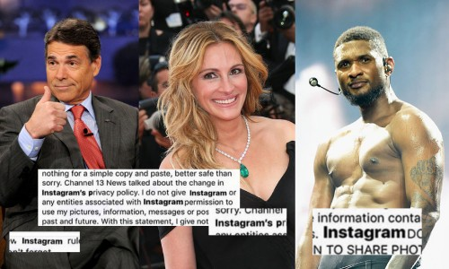 How Did This Instagram Privacy Hoax From 2012 Fool So Many Stars?