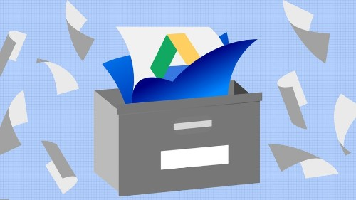 5 simple ways to organize your Google Drive