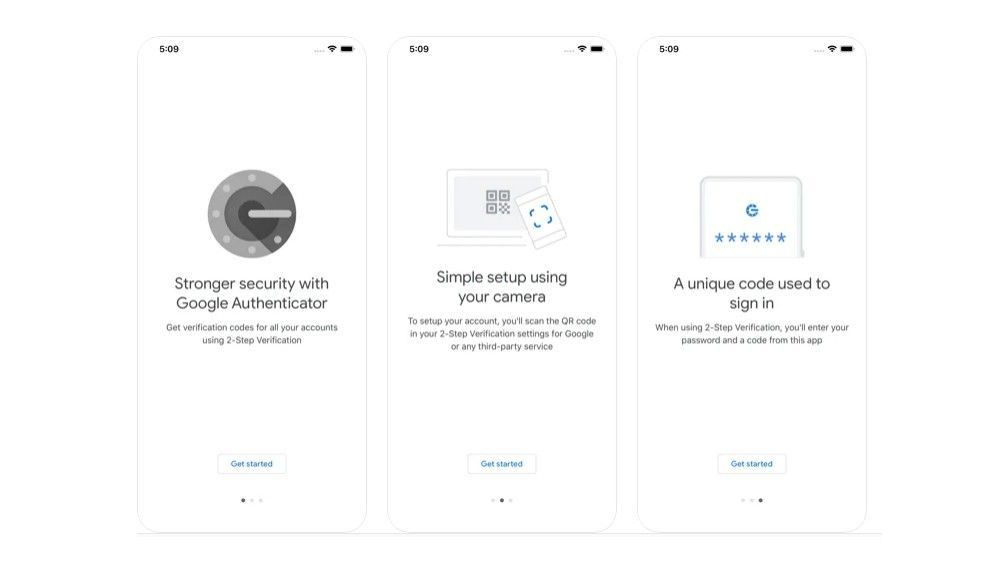 Google Authenticator For iOS Gets Its Most Important Update Yet