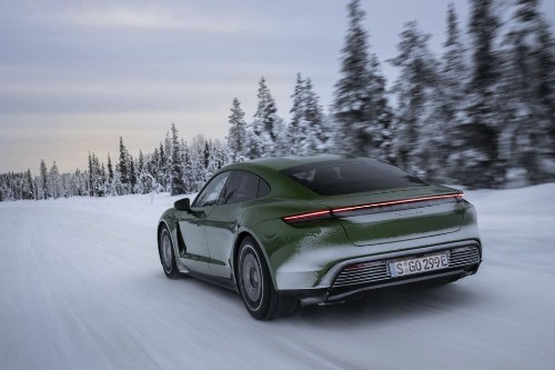 Porsche Taycan Already Has 30,000 Pre-Orders. How Does That Compare To Tesla? - Tech