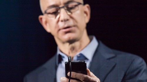 Facebook Swears It's Not Totally To Blame For Jeff Bezos' WhatsApp Hack - Tech