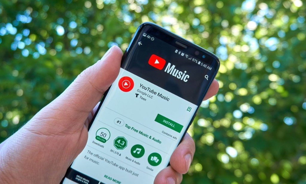 YouTube Now Lets You Filter Out Liked Videos From YouTube Music