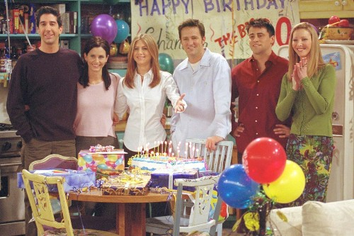 FRIENDS is reportedly returning for a reunion special