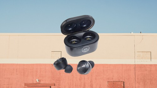 We just dropped the price to super low on these noise-canceling wireless earbuds