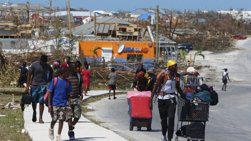 Hurricane Dorian photos illustrate havoc and destruction in the Bahamas