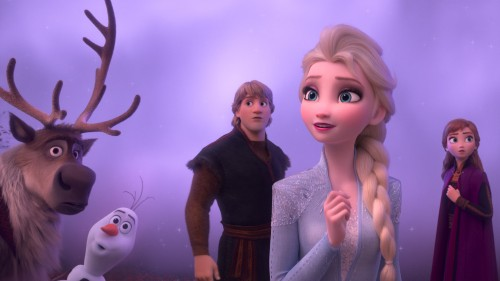 'Frozen 2' scored the biggest animated box office opening ever