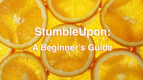 StumbleUpon: A Beginner's Guide