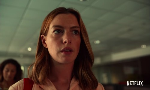 Anne Hathaway & Ben Affleck Are Here To Stress You Out With Netflix's 'The Last Thing He Wanted' Trailer - Entertainment
