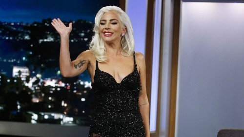 Lady Gaga posts inspiring Instagram after 'Shallow' rises to number 1 in the charts