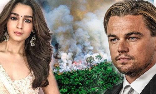 From Leonardo DiCaprio to Alia Bhatt, Celebs Are Posting the Wrong Pictures Of the Amazon Fire