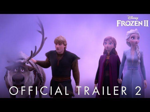 New 'Frozen 2' Trailer Hints At Revealing Elsa and Arendelle's Magical Secrets