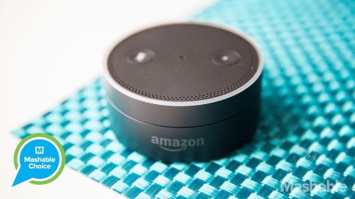 Amazon Echo Dot gives you a voice-controlled smart home for only $90