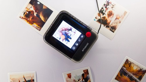 Polaroid just reinvented its iconic camera