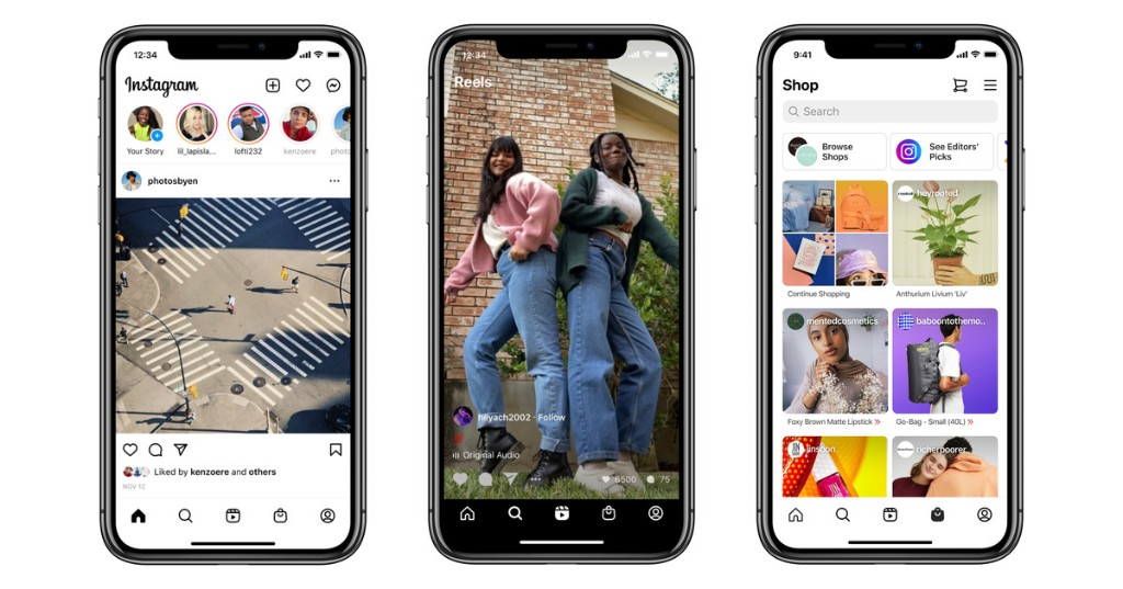 Instagram's home screen redesign will force you to use Reels whether you like it or not