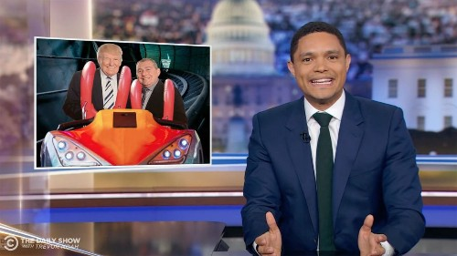 Trevor Noah Shares His Thoughts On The Latest Impeachment Developments - Entertainment
