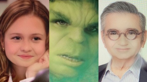 The Snapchat Baby filter on characters from TV and movies is absolutely hilarious