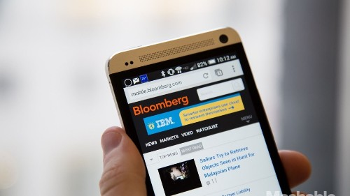 Bloomberg Media Makes First Moves Toward New Digital Products
