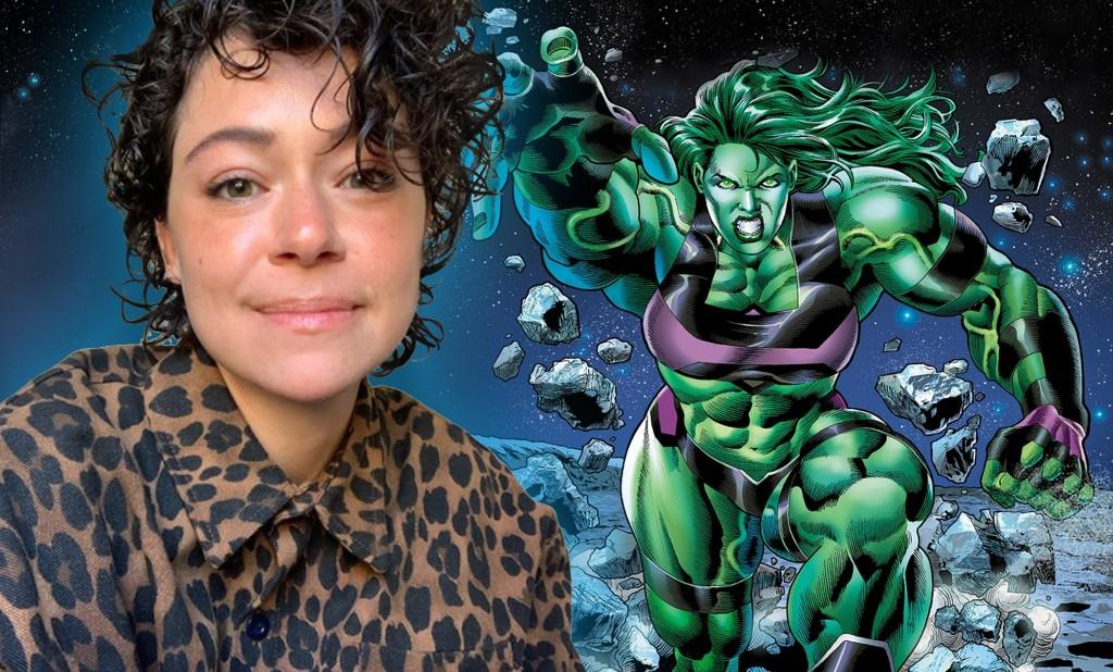 Tatiana Maslany Cast As She-Hulk In Disney+ Series, Mark Ruffalo Welcomes Her To The Family