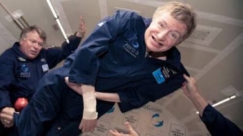 A Brief History Of The Bilbilography Left Behind By Stephen Hawking - Science