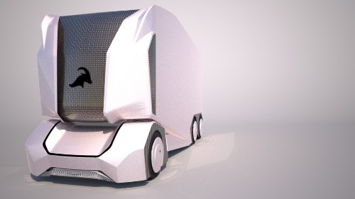 New self-driving electric trucking startup thinks it can replace semis