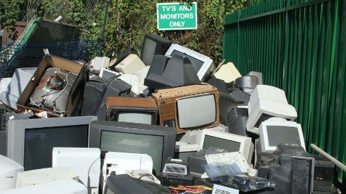 49 Million Tons of Electronic Waste Generated in 2012