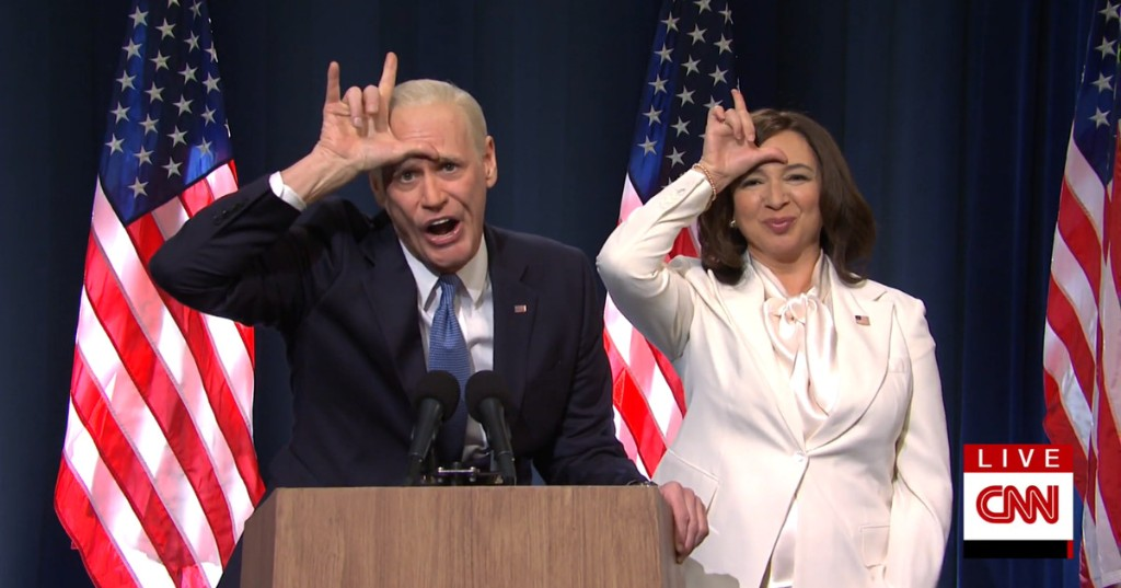 Watch: SNL Tackles the Biden-Harris Win, Trump Loss